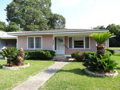 Scott Single Family Home For Sale: 200 Delhomme Avenue