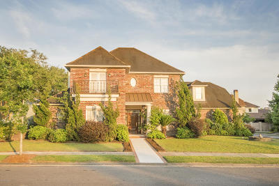 Single Family Home For Sale: 409 Woods Xing
