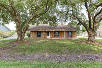 Carencro Single Family Home For Sale: 207 Dayna Drive