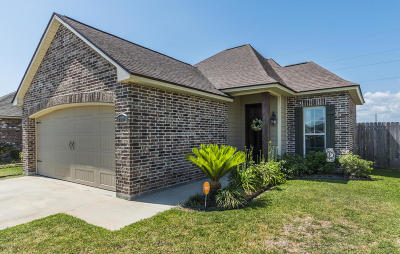 Youngsville Single Family Home For Sale: 809 Rolling Mill Lane