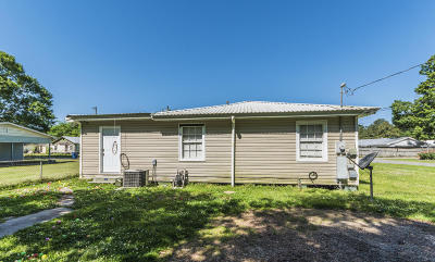 Eunice Single Family Home For Sale: 140 Norma Avenue