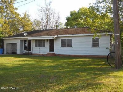Berwick Single Family Home For Sale: 3822 John Street