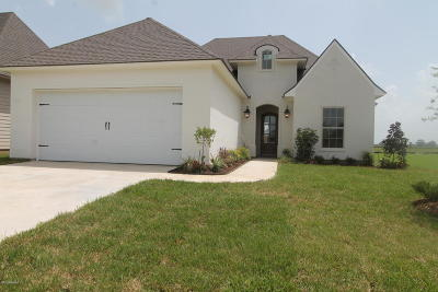 broussard Single Family Home For Sale: 302 Easy Rock Landing Drive