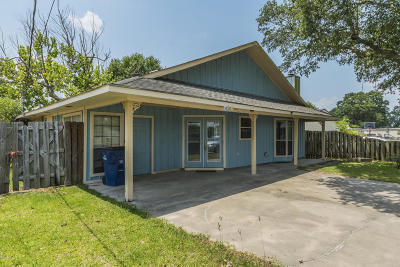 Eunice Single Family Home For Sale: 541 S 12th Street