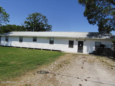 Crowley Single Family Home For Sale: 2411 La Highway 13