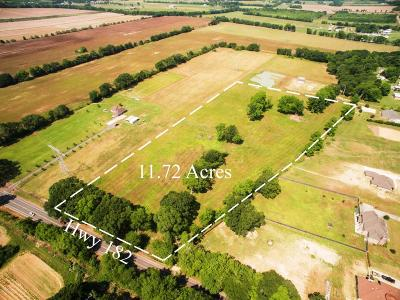 St Landry Parish Residential Lots & Land For Sale: 00 Hwy 182