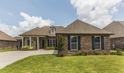broussard Single Family Home For Sale: 119 Angel Rock Lane Lane