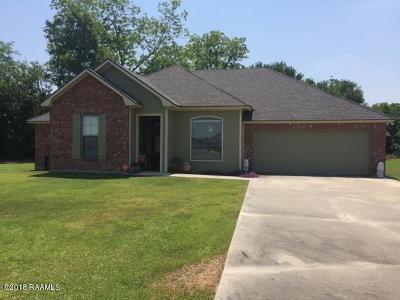 Opelousas Single Family Home For Sale: 152 Navajo Lane