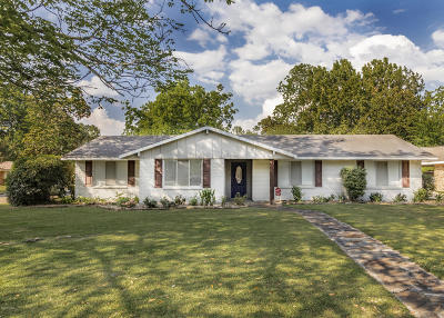 Lafayette Single Family Home For Sale: 801 Dafney Drive