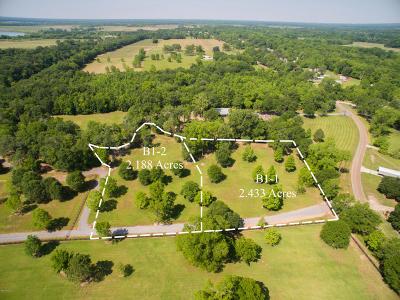 St Martin Parish Residential Lots & Land For Sale: 1630 Hebert (Lot 1b-1) Lane