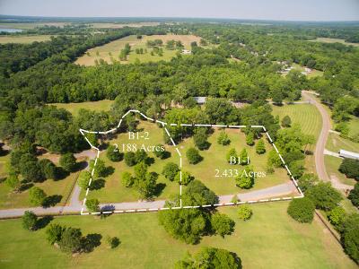 St Martin Parish Residential Lots & Land For Sale: 1630 Hebert (Lot 1b-2) Lane