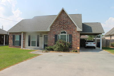 Eunice Single Family Home For Sale: 1360 College Road