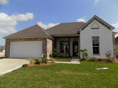 broussard Single Family Home For Sale: 412 Misty Wind Drive