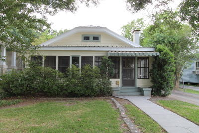 New Iberia Single Family Home For Sale: 821 W Main Street