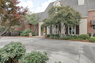 Lafayette Single Family Home For Sale: 400 Oakleaf Drive