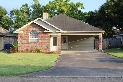 Single Family Home For Sale: 207 Langley Drive