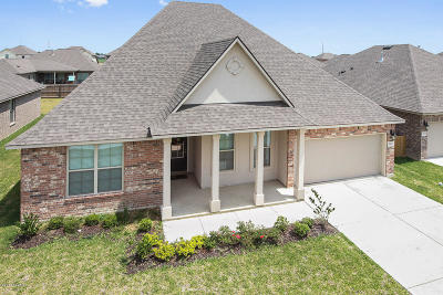 Youngsville Single Family Home For Sale: 523 Cautillion Drive