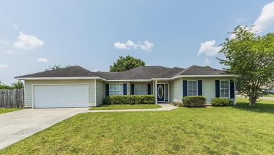 Duson Single Family Home For Sale: 303 Morningside Drive