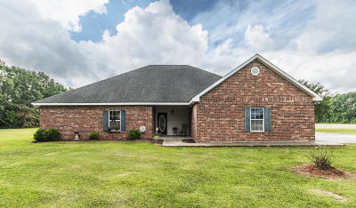 Washington Single Family Home For Sale: 1092 Dry Bayou Road