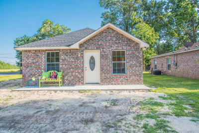 Opelousas Single Family Home For Sale: 1415 W. College Avenue