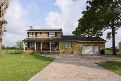 Jeanerette Single Family Home For Sale: 1712 Lillie Street
