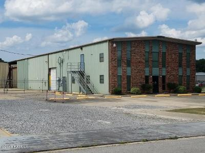 Lafayette Parish Commercial For Sale: 115 Guernsey Lane