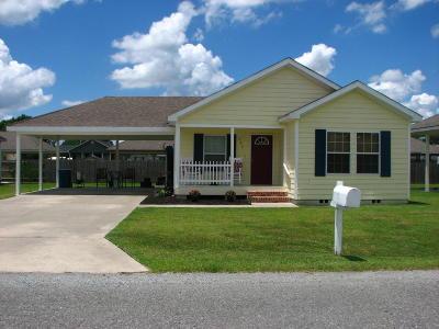 Duson Single Family Home For Sale: 123 Stoneburg Drive