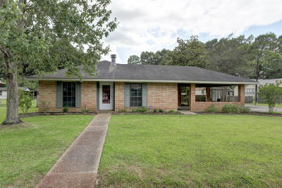 Lafayette  Single Family Home For Sale: 511 Lourdes Street