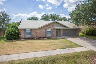 Lafayette  Single Family Home For Sale: 210 Aristotle Drive