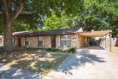 Lafayette  Single Family Home For Sale: 700 Plaza Village Drive