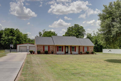 Carencro Single Family Home For Sale: 6123 N University Avenue
