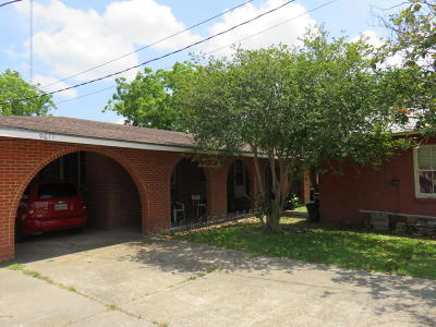 Opelousas LA Single Family Home For Sale: $140,000