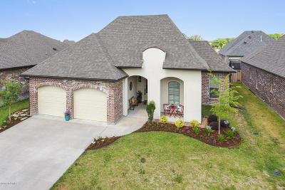 Lafayette Single Family Home For Sale: 117 Beauchamp Lane