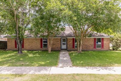 Lafayette Single Family Home For Sale: 108 Beau Repose