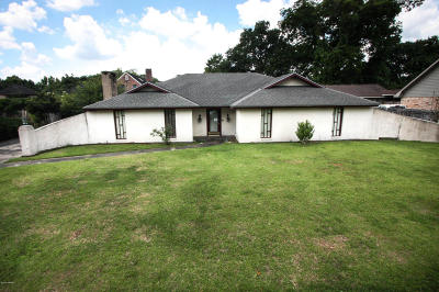 Lafayette LA Single Family Home For Sale: $279,000