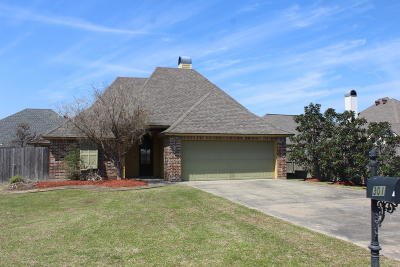 Lafayette LA Single Family Home For Sale: $204,900