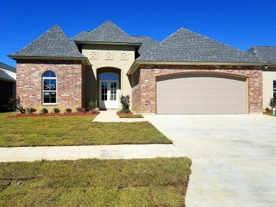 Woodlands Of Acadiana Single Family Home For Sale: 303 Woodstone Drive