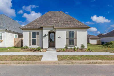 Youngsville Single Family Home For Sale: 105 Harvey Cay Lane