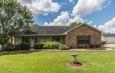 Ville Platte Single Family Home For Sale: 1228 Peach Tree Lane