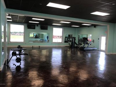 Commercial Lease For Lease: 2835 Verot School Road #D