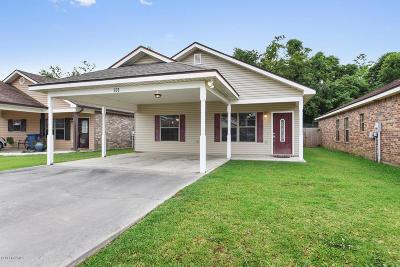 Carencro Single Family Home For Sale: 305 Sunflower Estates Lane