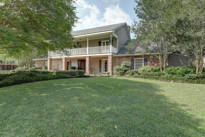 Lafayette Parish Single Family Home For Sale: 101 Shannon Road