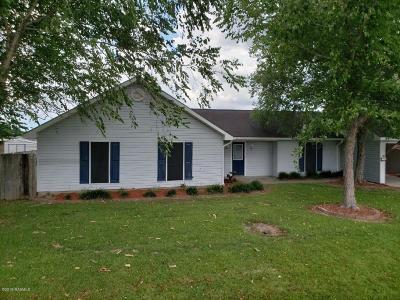 Lafayette LA Single Family Home For Sale: $144,500