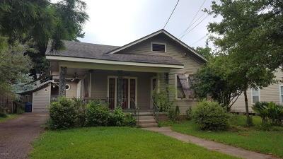 Lafayette LA Single Family Home For Sale: $277,000