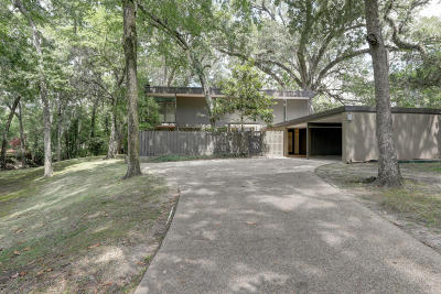 Lafayette Single Family Home For Sale: 417 Beverly Drive
