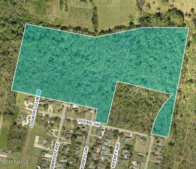 Lafayette Residential Lots & Land For Sale: 500 Scenic Drive