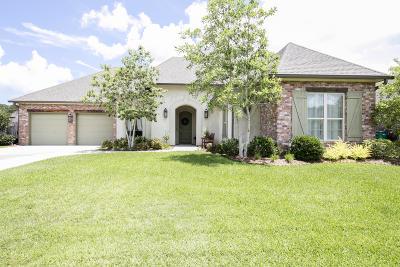 Lafayette LA Single Family Home For Sale: $567,000