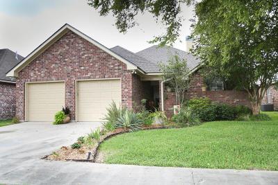 Lafayette LA Single Family Home For Sale: $242,500