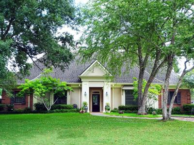 Single Family Home For Sale: 106 Bent Tree Trail