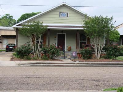 Eunice Single Family Home For Sale: 351 N 2nd Street